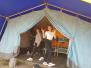 Lenste2020 - unsere Zelte